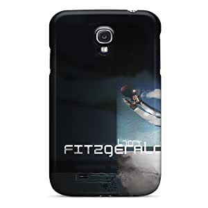LatonyaSBlack Fashion Protective Larry Fitzgerald Nfl Player Case Cover For Galaxy S4