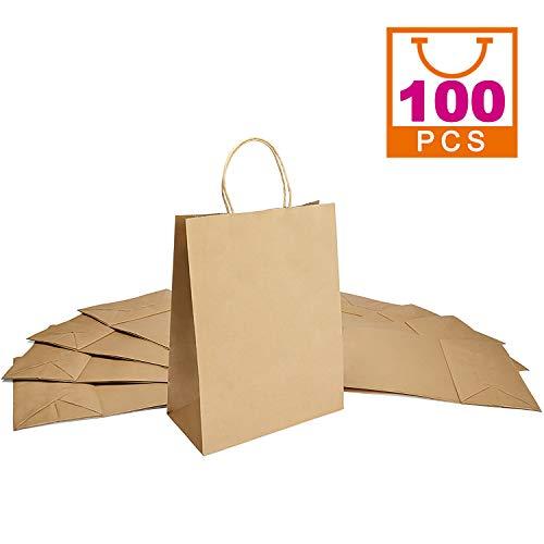Brown Kraft Paper Bags 10