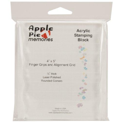 Apple Acrylic Memory - 5