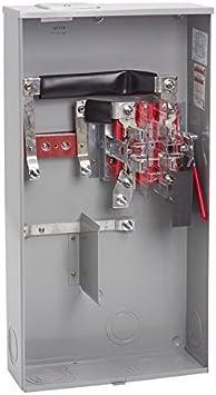 Milbank U2448-X 320A 4 Meter Socket
