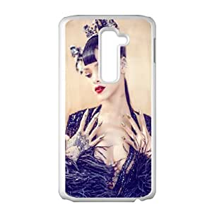 Hardshell Protective Rihanna cover case For LG G2 QW3B2131