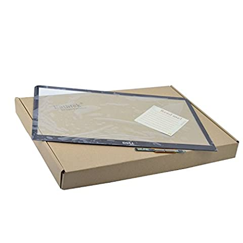 Eathtek Replacement Laptop Touch Screen Digitizer Glass without Bezel for 15.6