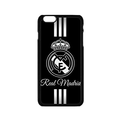 Amazon.com: Real Madrid Cell Phone Case for Iphone 6: Cell ...