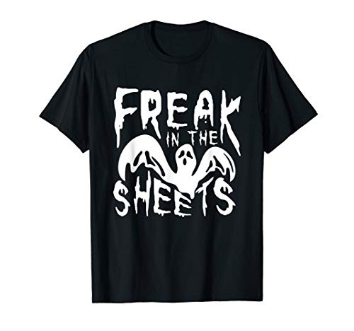 Freak in The Sheets Funny Bedsheet Ghost