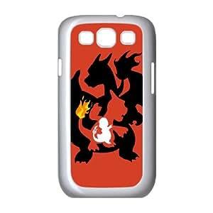 Pokemon Pokemon Samsung Galaxy S3 9300 Cell Phone Case White Phone Accessories SH_818640
