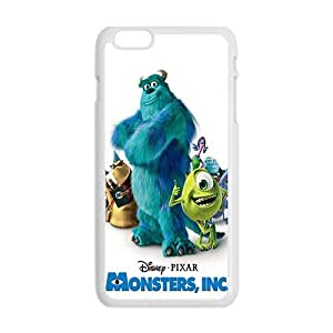WAGT Monsters Inc Case Cover For iPhone 6 Plus Case