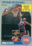 Dennis Rodman Basketball Card (Detroit Pistons) 1990 Hoops #109