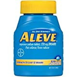 Aleve Naproxen Sodium Tablets 1Pack (320 Count Each ) Nm@kSd
