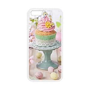 iPhone 6 4.7 Inch Cell Phone Case White Jaffa Cakes V6X1W