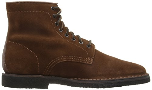 Frye Mens Arden Lace Up Combat Boot Marrone