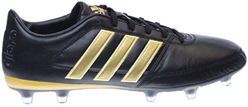 Adidas Prestaties Mens Gloro 16.1 Fg Voetbalschoen Zwart / Metallic Goud