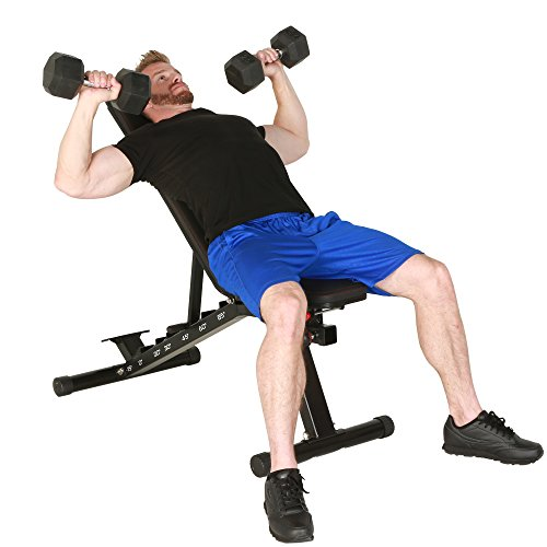 Fitness Reality 2000 Super Max XL High Capacity Weight Bench with Detachable Leg Lock-Down by Fitness Reality (Image #5)