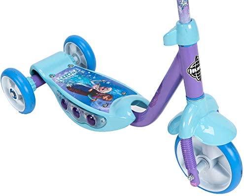 Disney Patinete de 3 Ruedas Frozen por Huffy: Amazon.es ...