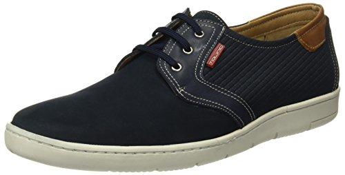Tienda Calidad Herren 65529 Sneaker Blau (Marino Marino)
