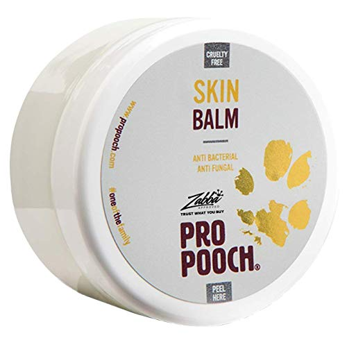 Pro Pooch Dog Skin Balm For Itchy Dogs (100 ml). For Dogs With Skin Problems Including Dermatitis, Eczema and Dry Skin