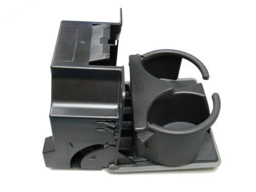 Genuine Nissan 2005-2007 Titan Rear Console Cupholder (NON 2007 CHROME PACKAGE)