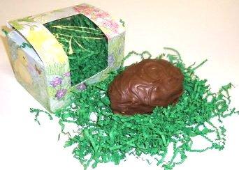 Scott's Cakes 1 Pound Coconut Cream Center Filled Easter Egg