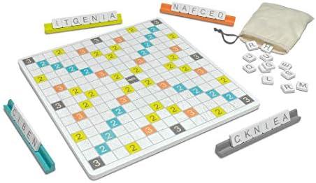 Cayro - Formapalabras Deco - Juego de razonamiento y Habilidades lingüísticas- Juego de Mesa - Desarrollo de Habilidades cognitivas y lingüísticas- Juego de Mesa (3611): Amazon.es: Juguetes y juegos