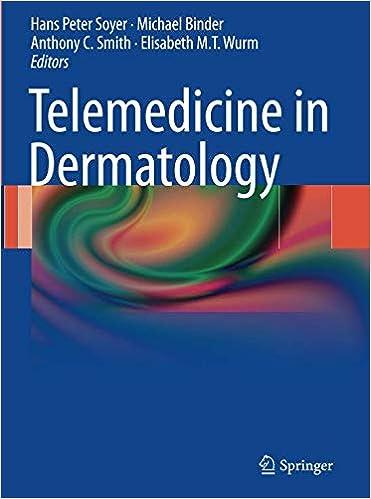 Libros De Cocina Descargar Telemedicine In Dermatology Archivo PDF A PDF