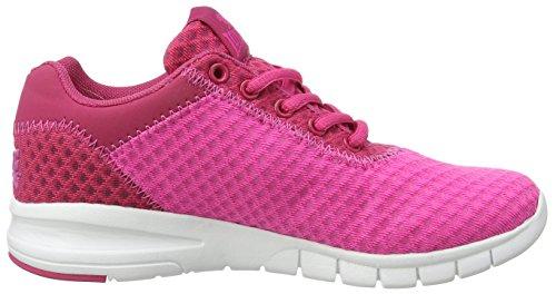Chaussures Running Femme pink Lonsdale beetroot Tydro Rose Compétition De a5xtTnqwTC