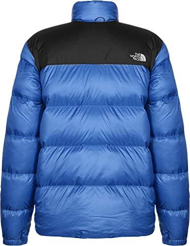 Giacca Turchese Jacket North The Face Uomo Per Nuptse Iii HF8InxXq