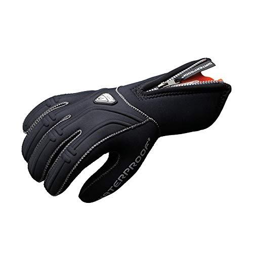 Waterproof G1 3mm 5-Finger Gloves, Large by Waterproof