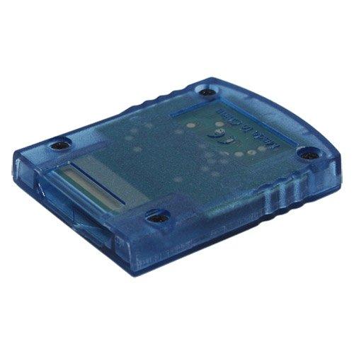 Skque 512MB Memory Card for Nintendo Wii, Blue
