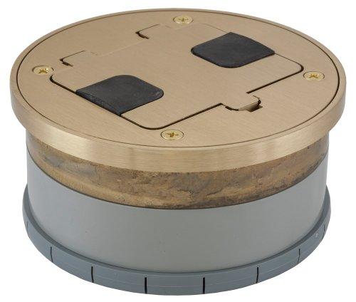 Amazon Com Bryant Electric Rf409br Floor Box Accessory Gray
