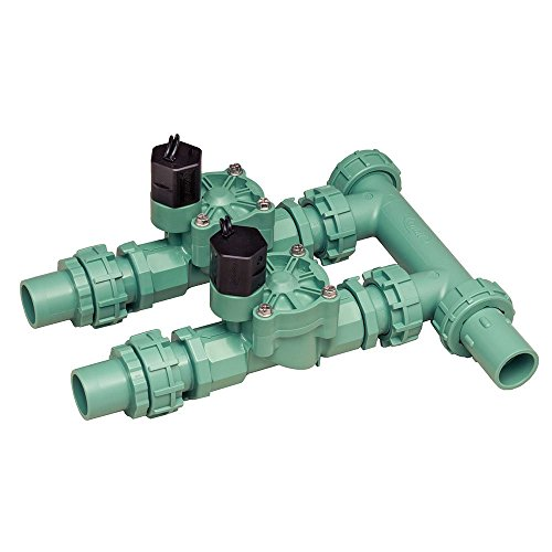 Orbit Underground Orbit 57250 2-Valve Heavy Duty Preassem...