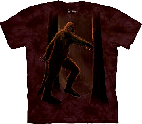 The Mountain Bigfoot T-Shirt, XX-Large, Brown