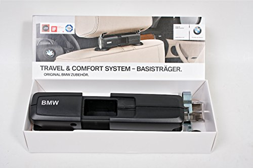 - BMW X5 (F15) seat-back Base Carrier system
