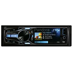 Dual XDMA761 CD Receiver with 3 LCD/USB/AUX