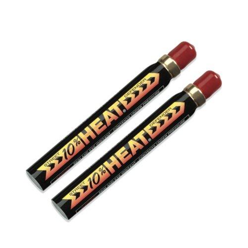 (ASP Street Defender OC Inserts, Pepper Spray Refill, Replacement Cartidge, Heat (Twin Pack))