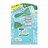 Schick Intuition Sensitive Care (Razor Handle + 12 Cartridges) x2