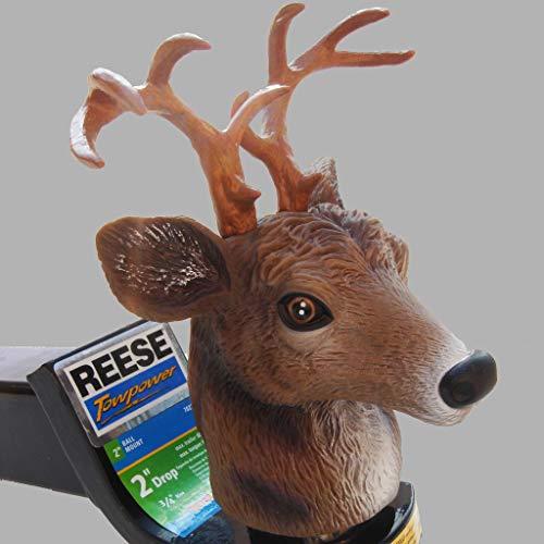 River's Edge Trailer Ball Cover (Deer)