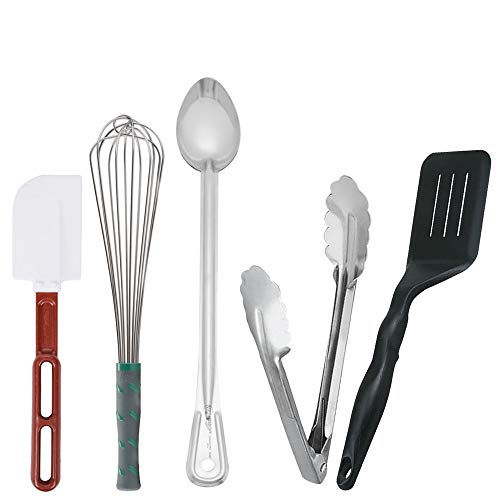 Vollrath 5 Piece Utensil Set | 52010 10