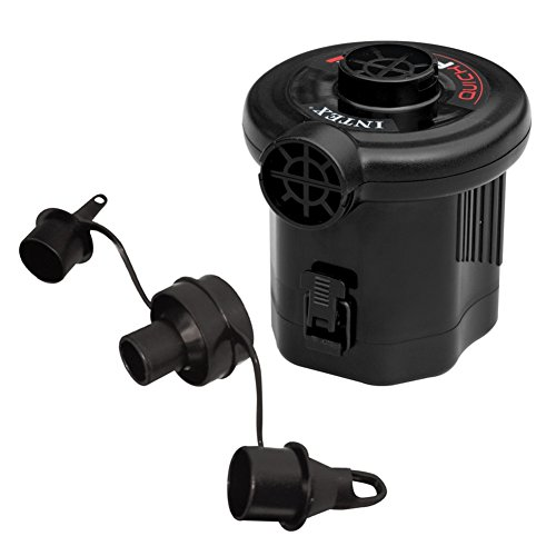 Intex Quick-Fill Battery Air Pump (6 C-cell Battery), Max. Air Flow 13.4CFM 68638E