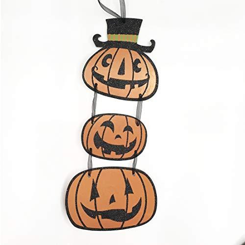 Party Diy Decorations - Halloween Hanging Cute Paper Pendant Pumpkin Skeleton Ghost Strips Window Decoration Arrangement - Party Decorations Party Decorations Cinderella Pendant Carriage Pumpki -
