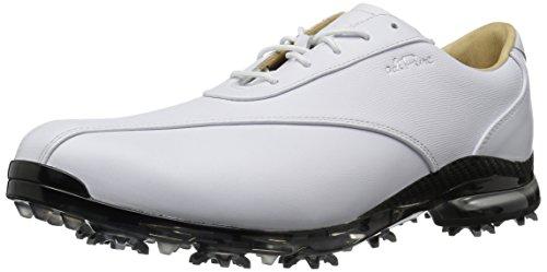adidas Men's Adipure TP 2.0 Golf Shoe, White, 13 M US (Leather Adidas Adipure)