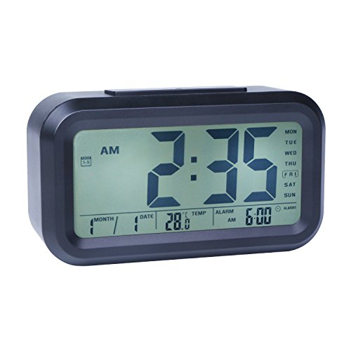 digital light sensor clock - 6