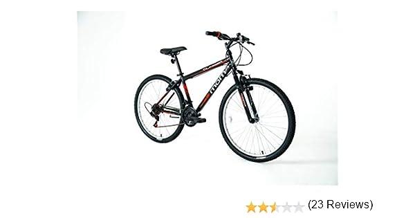 Moma Bikes Bicicleta Montaña MTB26 CLIMBER, 21vel, frenos V-Brake, llantas de aluminio: Amazon.es: Deportes y aire libre