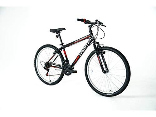 🥇 Moma Bikes Bicicleta Montaña MTB26 CLIMBER