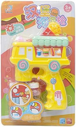 Gero Akeo バブルメーカー 電動バブルマシン バブルマシン おもちゃ シャボン玉製造機 軽量 小型 シャボン 玩具ゲーム 泡メーカー 音楽 ライト付き 外遊び 赤ちゃん 親子 プール アウトドア キャンプ パーティー 出産祝い 知育玩具 誕生日 子供の日 贈り物(レッド)