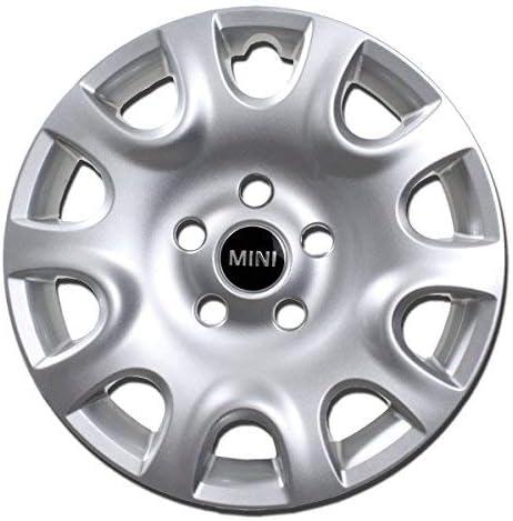 Original Mini Radblenden Radkappen Radzierblenden Für Stahlfelgen 15 Für Mini F55 F56 F57 Satz 4 Stück Auto