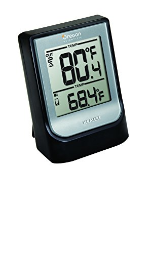 Oregon Scientific EMR211HG WeatheratHome Wireless Weather Station with Thermometer