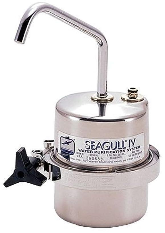 待つ開業医実施するiSpring 123Filter 浄水器用蛇口 ヨーロッパスタイル - 非エアギャップ式 - 高級クロム、型番GA1-B