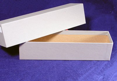 Color Coded Single - Single Row Box for 2x2's - Color Coded for SMALL DOLLAR