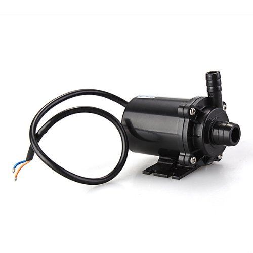 TOOGOO(R)Submersible Water Pump for Fountain Pond Brushless 24V 540LPH by TOOGOO(R)