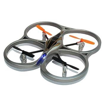 Tango - robot drone 4 hélices: Amazon.es: Juguetes y juegos