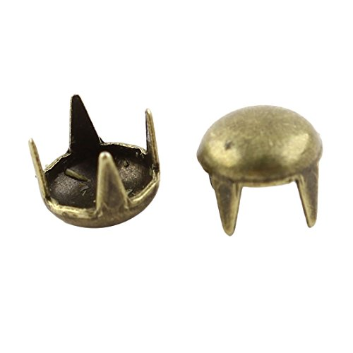 edealmax-bolsa-metal-zapatos-ronda-4-dientes-de-garra-cuentas-remache-nailheads-esprragos-spikes-100pcs-tono-de-bronce